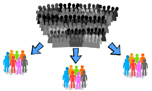 Сегментирование аудитории в Google Analytics